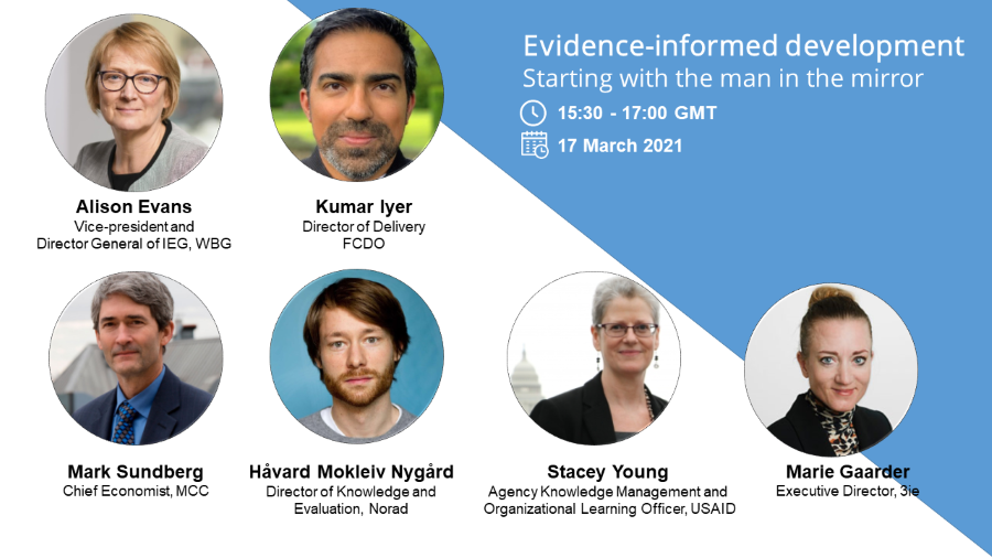 Evidence Dialogue: For development institutions, learning requires more than collecting data