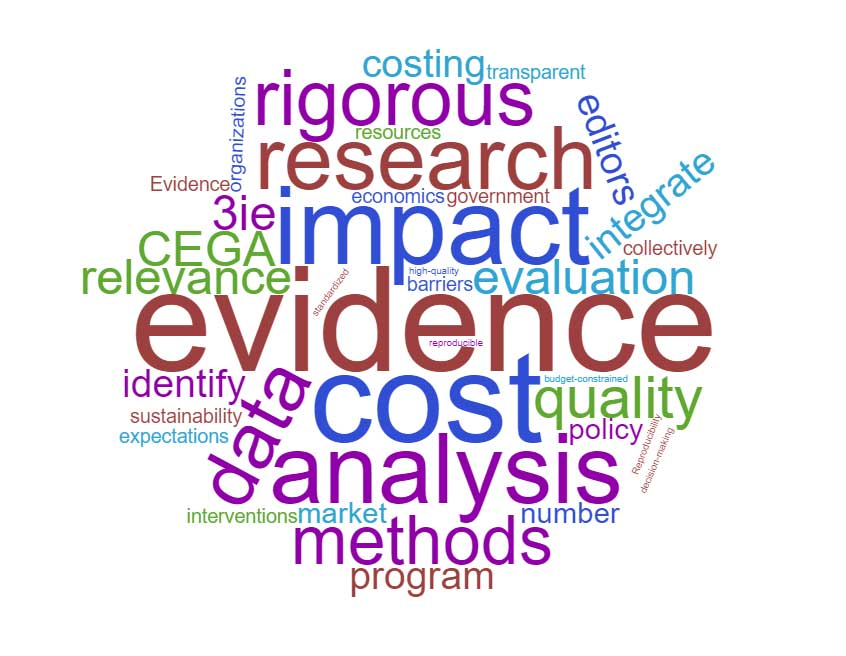 Sounds good... but what will it cost? Making the case for rigorous costing in impact evaluation research