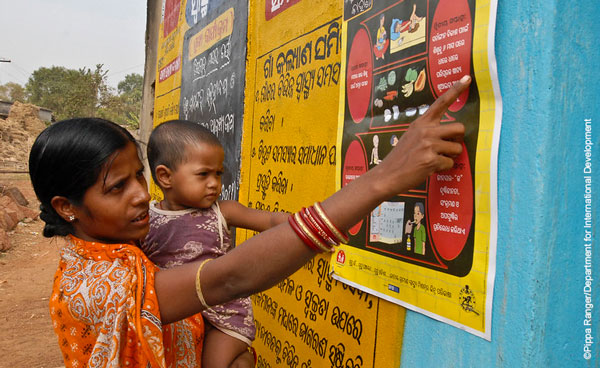 © Mapping implementation research in nutrition-specific interventions in India