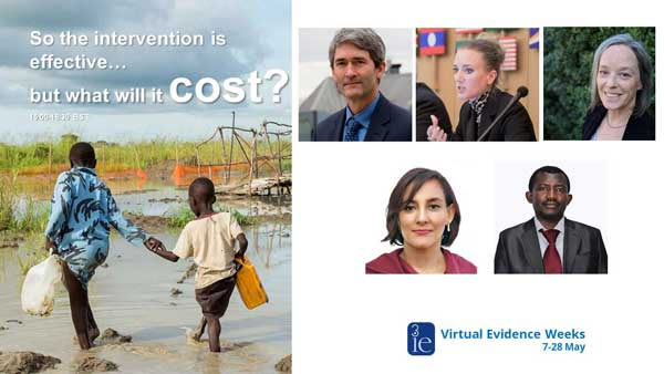 Cost evidence in development evaluations: Demand is there, but supply is not, 3ie's expert panel says