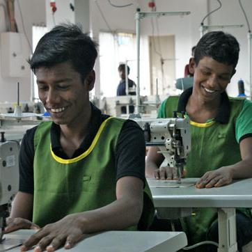 What gets youths into jobs around the world? Train them in a skill.