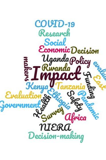 Implications of the COVID-19 pandemic on impact evaluation activities in East Africa