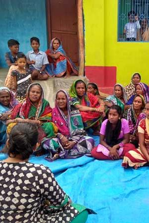 Field notes on latrine use promotion in Odisha, India