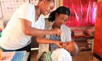 Innovations in Increasing Immunisation Evidence Programme