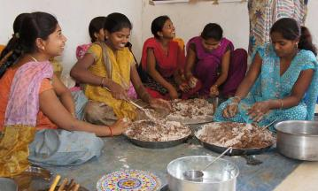 Women's social and economic inclusion and empowerment in India evidence programme